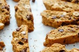 Espresso-Hazelnut-Orange-Chocolate Biscotti