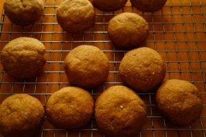 Danish Licorice Molasses Cookies