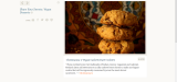 Cookie Chronicles on SeriousEats